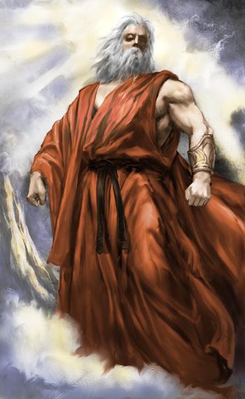 Uranus Greek Mythology Uranus | Skydog Instit...
